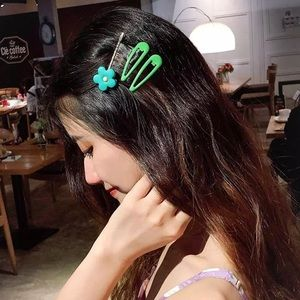 7 pcs | Set of Bright and Colorful Hair Clips